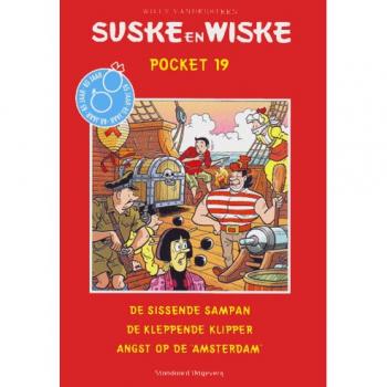 Suske en Wiske - Pocket nr.19