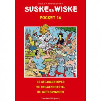 Suske en Wiske - Pocket nr.16