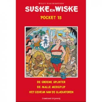 Suske en Wiske - Pocket nr.15
