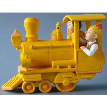 Parastone - De gouden locomotief