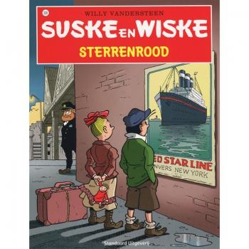 Suske en Wiske 328 - Sterrenrood