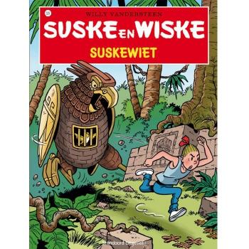 Suske en Wiske 329 - Suskewiet