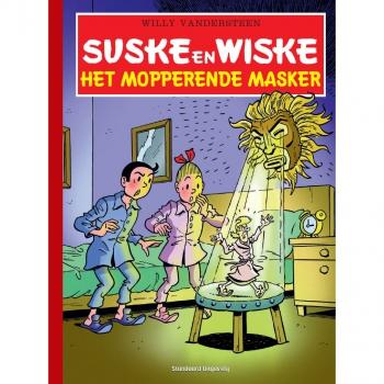 Suske en Wiske - Het mopperende masker luxe