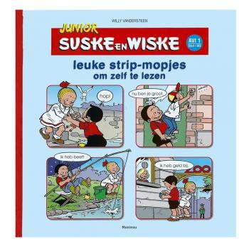 Junior Suske en Wiske – Leuke strip-mopjes AVI 1