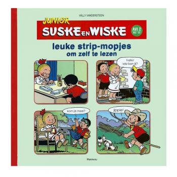 Junior Suske en Wiske – Leuke strip-mopjes AVI 2