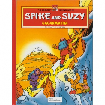 Spike and Suzy - Sagarmatha HC
