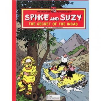 Spike and Suzy - The secret of the Incas HC