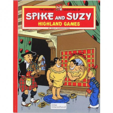 Spike and Suzy - Highland games HC