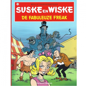 Suske en Wiske 330 - De fabuleuze freak
