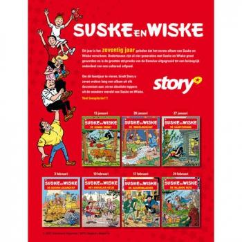 Suske en Wiske - Story set 7 delen