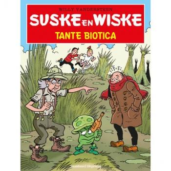 Suske en Wiske - Tante Biotica