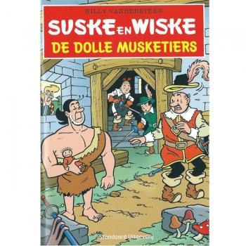 Suske en Wiske - De dolle Musketiers Lotus set NL-FR