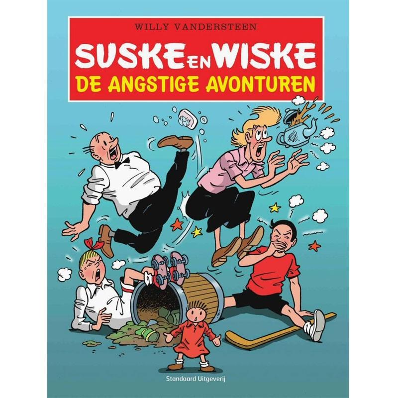 Suske en Wiske - De angstige avonturen