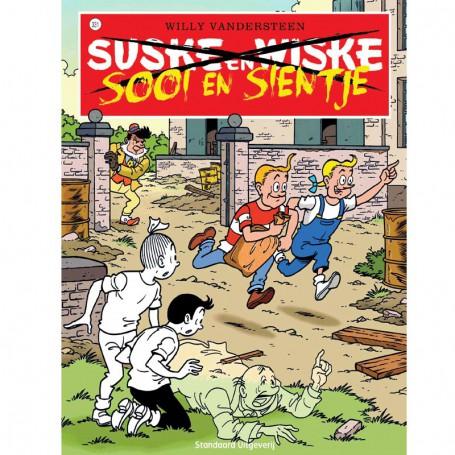 Suske en Wiske 331 - Sooi en Sientje