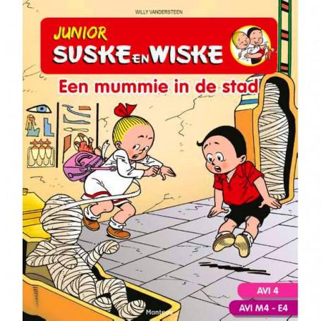 Junior Suske en Wiske - Een mummie in de stad AVI 4