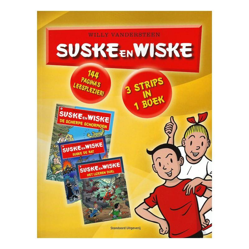 Suske en Wiske - Aldi 3 in 1 (2015)