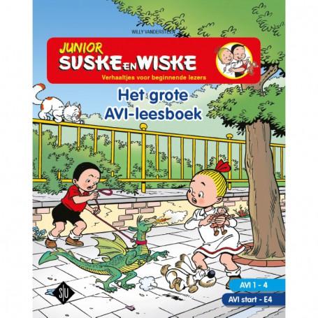 Junior Suske en Wiske – Het grote AVI-leesboek 1-4