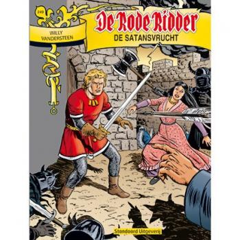 De Rode Ridder 249 - De Satansvrucht