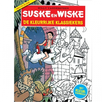 Suske en Wiske - De kleurrijke klassiekers
