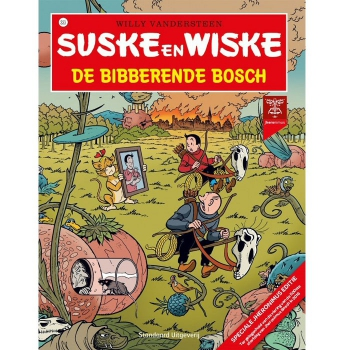 Suske en Wiske - De bibberende Bosch (Jheronimus special)