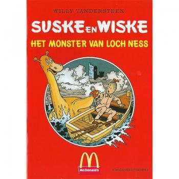 Suske en Wiske - Het monster van Loch Ness (McDonalds)