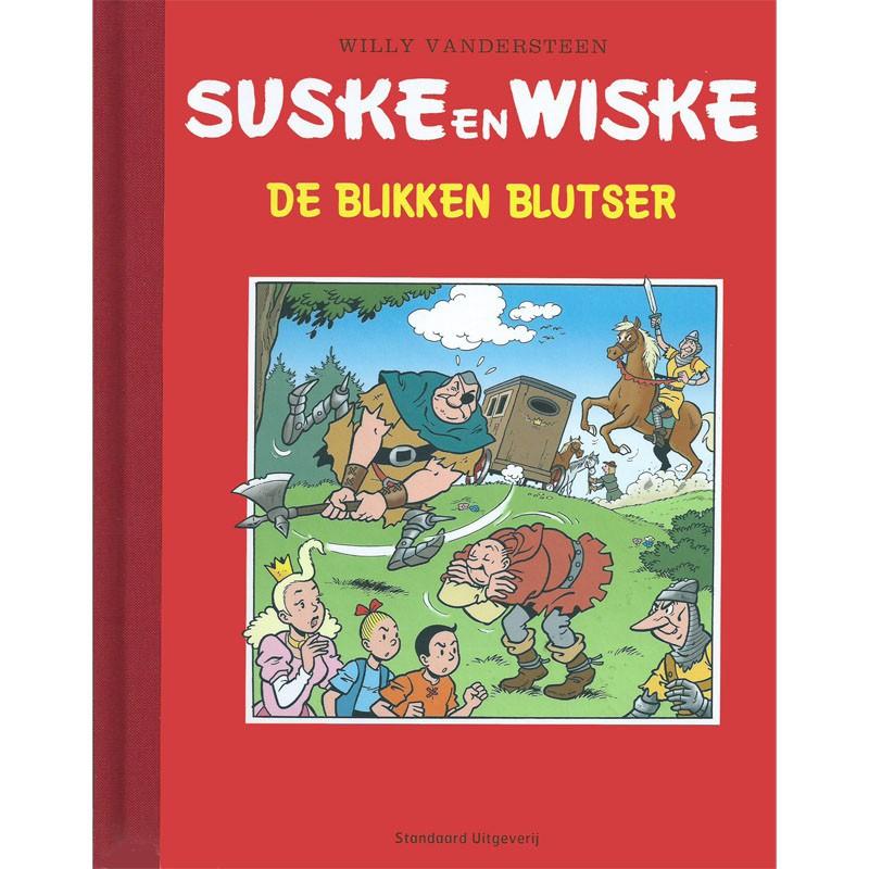 Suske en Wiske - De blikken blutser luxe