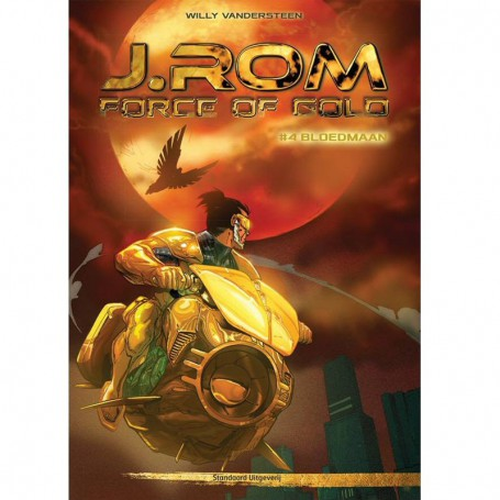 J.Rom Force of Gold 4 - Bloedmaan