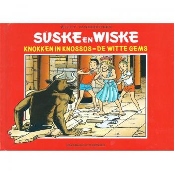 Suske en Wiske - HC Knokken in Knossos / De witte gems