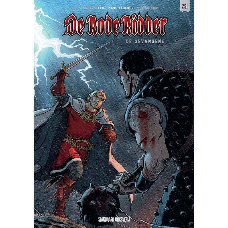 De Rode Ridder 251 - De gevangene