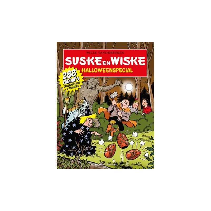 Suske en Wiske - Halloweenspecial
