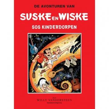 Suske en Wiske - SOS Kinderdorpen luxe groot formaat (NL)