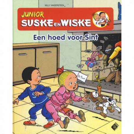 Junior Suske en Wiske - Een hoed voor Sint