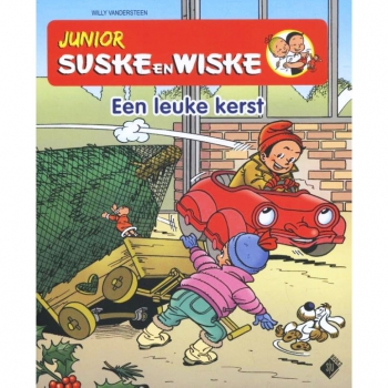 Junior Suske en Wiske - Een leuke kerst