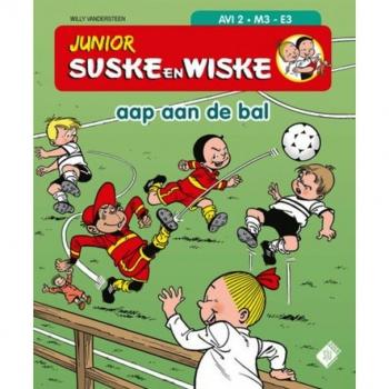 Junior Suske en Wiske - Aap aan de bal (AVI 2)