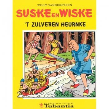 Suske en Wiske - 't Zulveren heurnke (Twents)