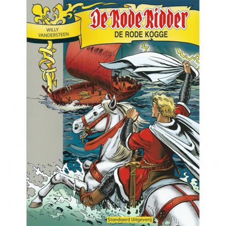 De Rode Ridder - De rode kogge (Kampen)