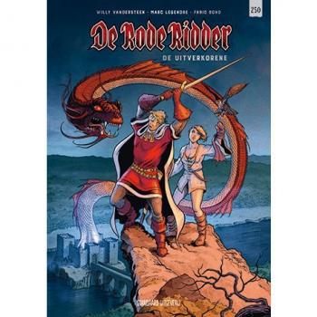 De Rode Ridder 250 - De uitverkorene