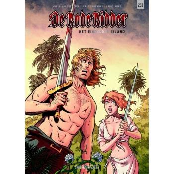 De Rode Ridder 253 - Het eindeloze eiland