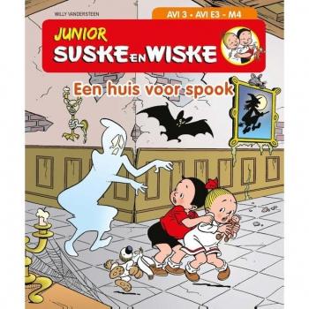 Junior Suske en Wiske - Een huis voor spook (AVI 3)