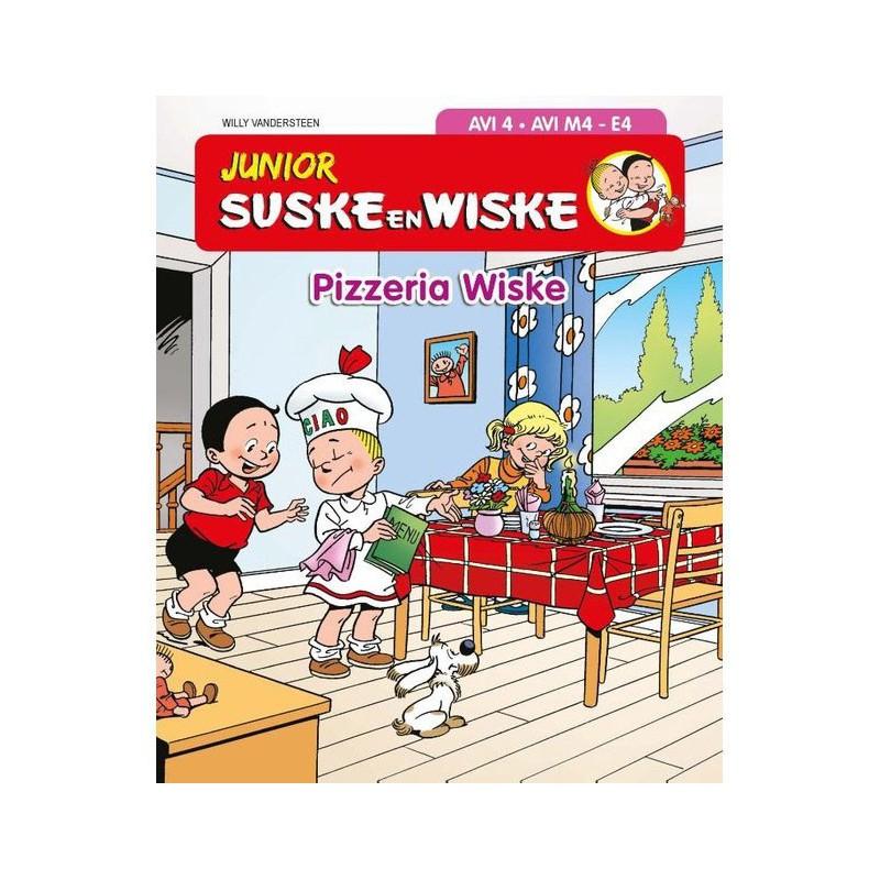 Junior Suske en Wiske - Pizzeria Wiske (AVI 4)