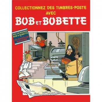 Suske en Wiske - Postzegels verzamelen (Franstalig)