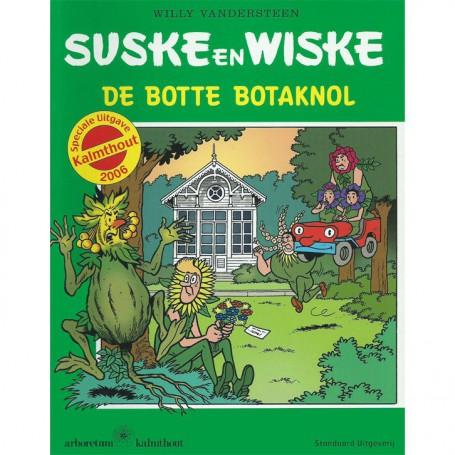 Suske en Wiske - De botte botaknol (Kalmthout)
