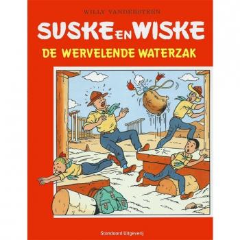 Suske en Wiske - De wervelende waterzak (Henkel)