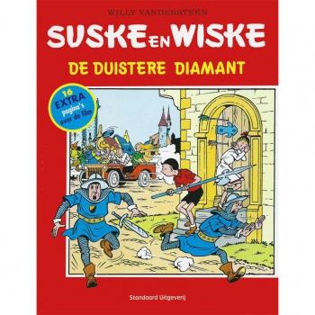 Suske en Wiske - De duistere diamant filmeditie