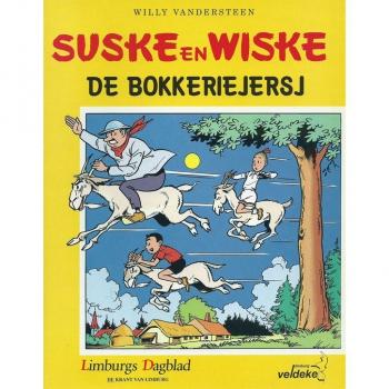 Suske en Wiske - De bokkeriejersj (Limburgs)