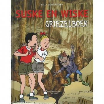 Suske en Wiske Griezelboek