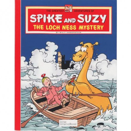 Spike and Suzy - The Loch Ness mystery HC