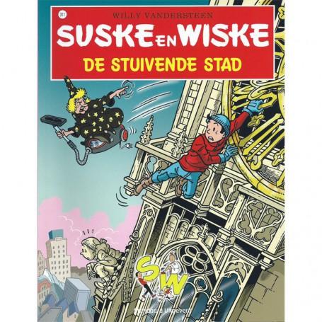 Suske en Wiske - De stuivende stad (Fameuze Fanclub)