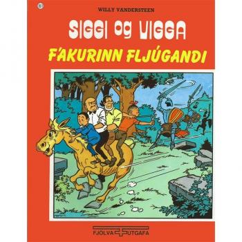 Siggi og Vigga - F'akurinn fljúgandi (IJslands)