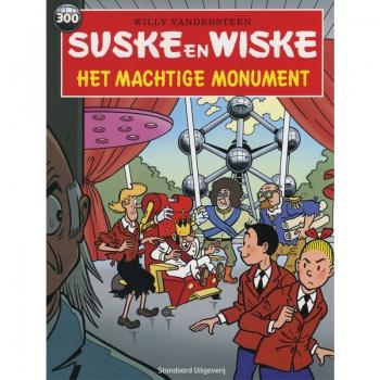 Suske en Wiske 300 - Het machtige monument
